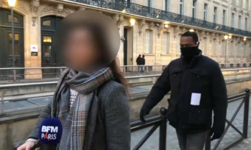 (VIDEO)Pariz : Obezbeđenje za zdravstvene radnike do bolnice i nazad