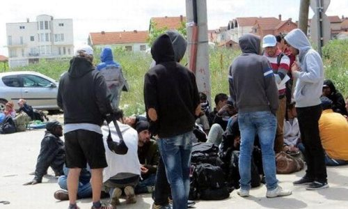 (VIDEO)Serbie : des camps de migrants placés en quarantaine