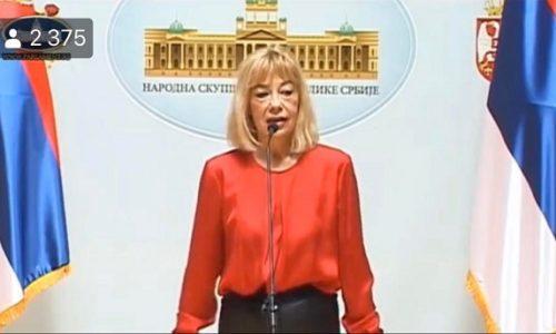 "(VIDEO)SRBIJA : NARODNA POSLANICA ""UZDRMALA"" BALKAN. OŠTRO NA SOROŠA I BILA GEJTSA"