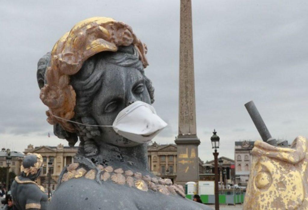 Francuska : Od 11.maja obavezne maske na svim javnim mestima u Lionu. Pariz i ovi gradovi se spremaju na isto