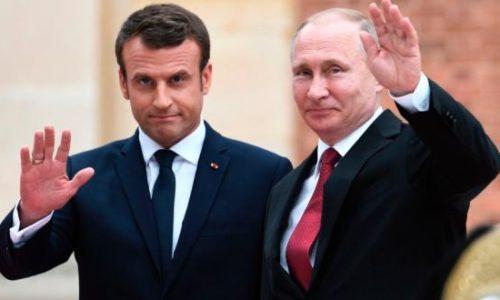 Predsednik Srbije danas razgovara sa Putinom i Makronom