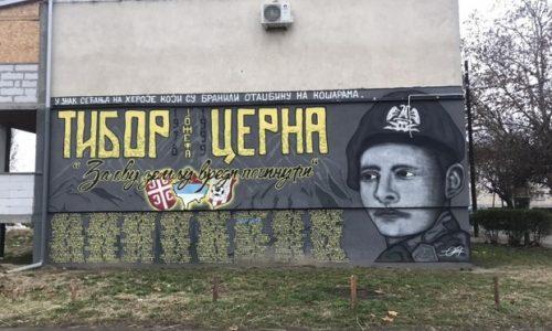 """NE ZABORAVIMO. TIBOR CERNA, OBILIĆ SA KOŠARA : """"ZA OVU ZEMLJU VREDI POGINUTI"""""""