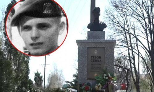 """(VIDEO)Tibor Cerna – un héros mort pour la Serbie. """"L'enfer de Košare"""" – N'oublions jamais"""