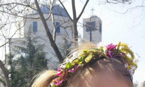 """Liturgie en direct. Aujourd'hui c'est """"Le Samedi de Lazare"""" chez les Serbes."""