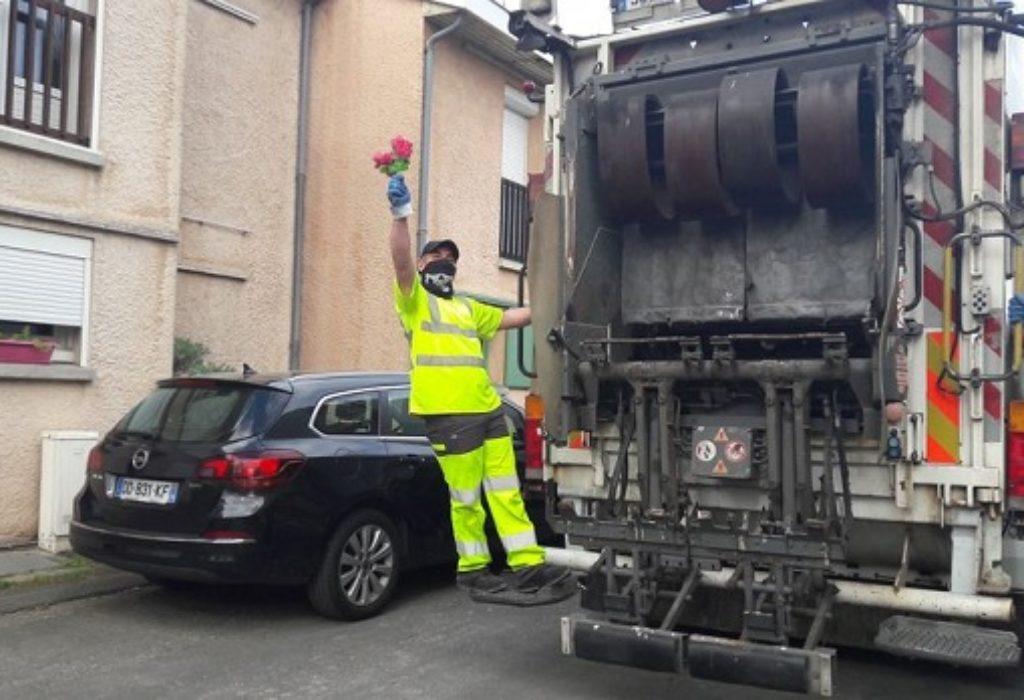 (VIDEO)Francuska : Užas. Đubrari pokupili živu mačku i bacili u kamion