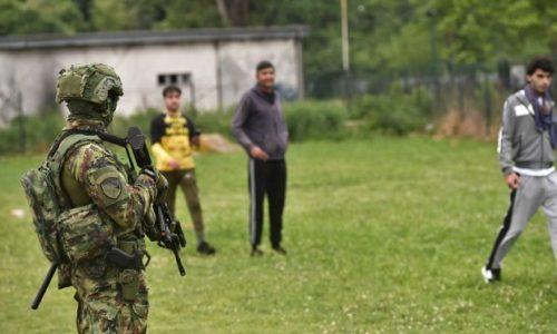 Serbie : L'armée envoyée pour sécuriser trois camps de migrants