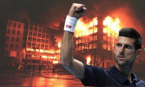 (VIDEO)Novak Djokovic. La guerre a, en quelque sorte, forgé son caractère de champion