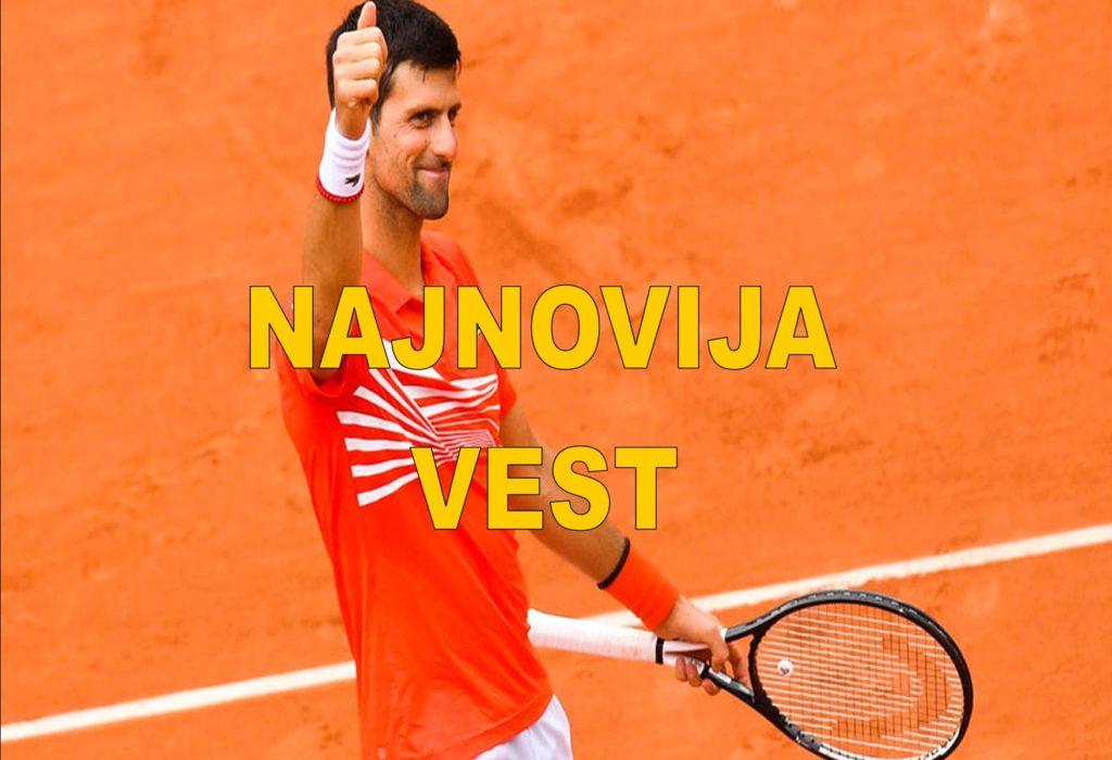 Roland Garros u septembru bez publike