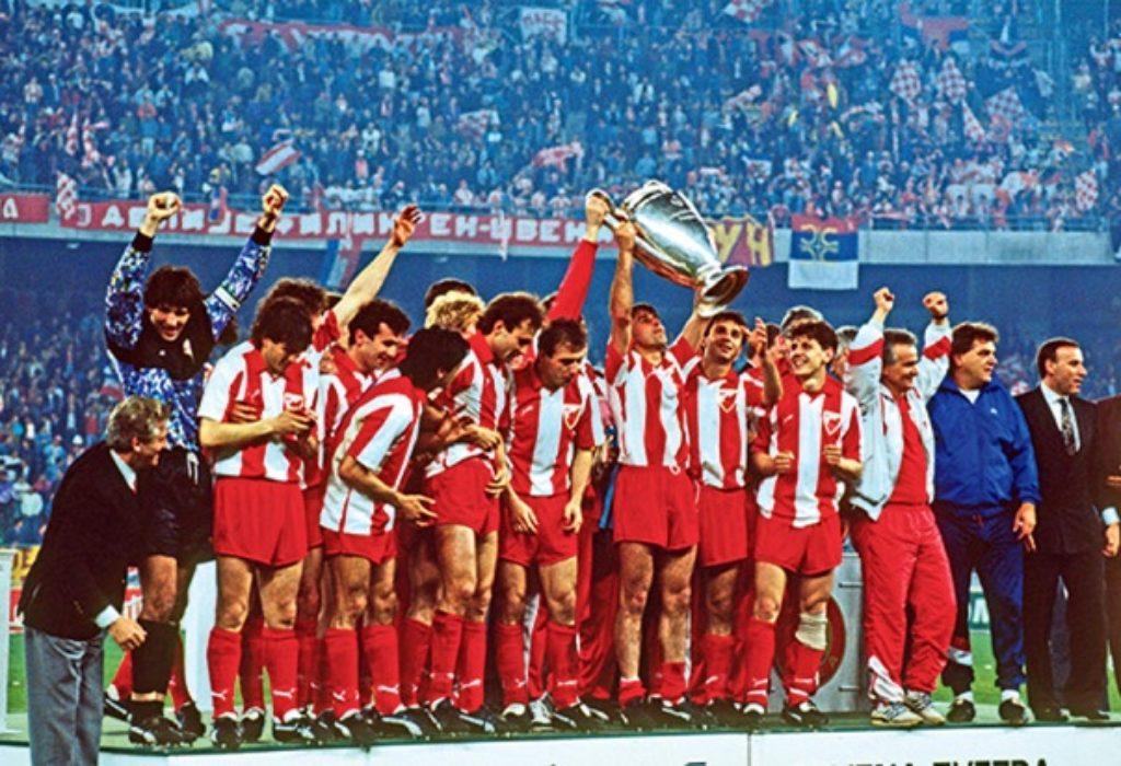 (VIDEO) Le 29 mai 1991, L'Étoile rouge est devenue sacrée champion d'Europe