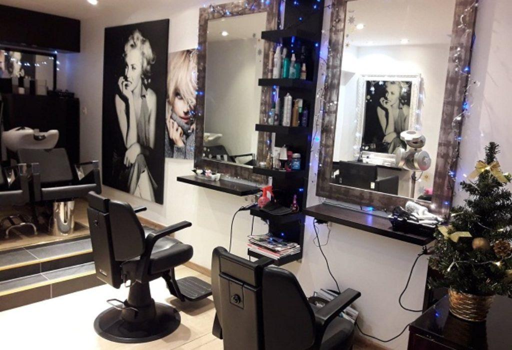 Frizerski salon «Hélène coiffure» u centru Pariza