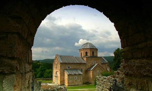 Serbie : Une Française, la reine serbe, a fondé le monastère Gradac