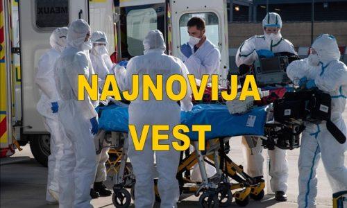 FRANCUSKA : OGROMAN PORAST PREMINULIH U POSLEDNJA 24H OD KORONA VIRUSA