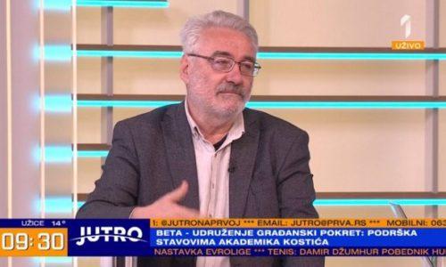 Docteur Nestorovic : Il a été fabriqué dans un LABORATOIRE. Le vaccin de Bill Gates est MAUVAIS, JE NE LE RECEVRAIS PAS