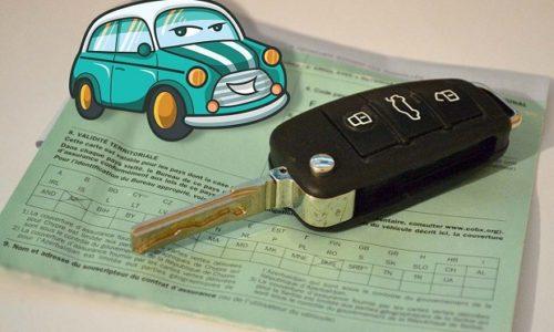 Francuska : Formular za povratak novca od osigurnja vašeg vozila