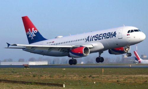 Lista komercijalnih letova Air Serbia iz Beograda. Do Pariza i nazad od 31.maja