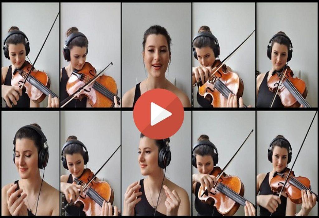 (VIDEO) Svetski hit na srpski način