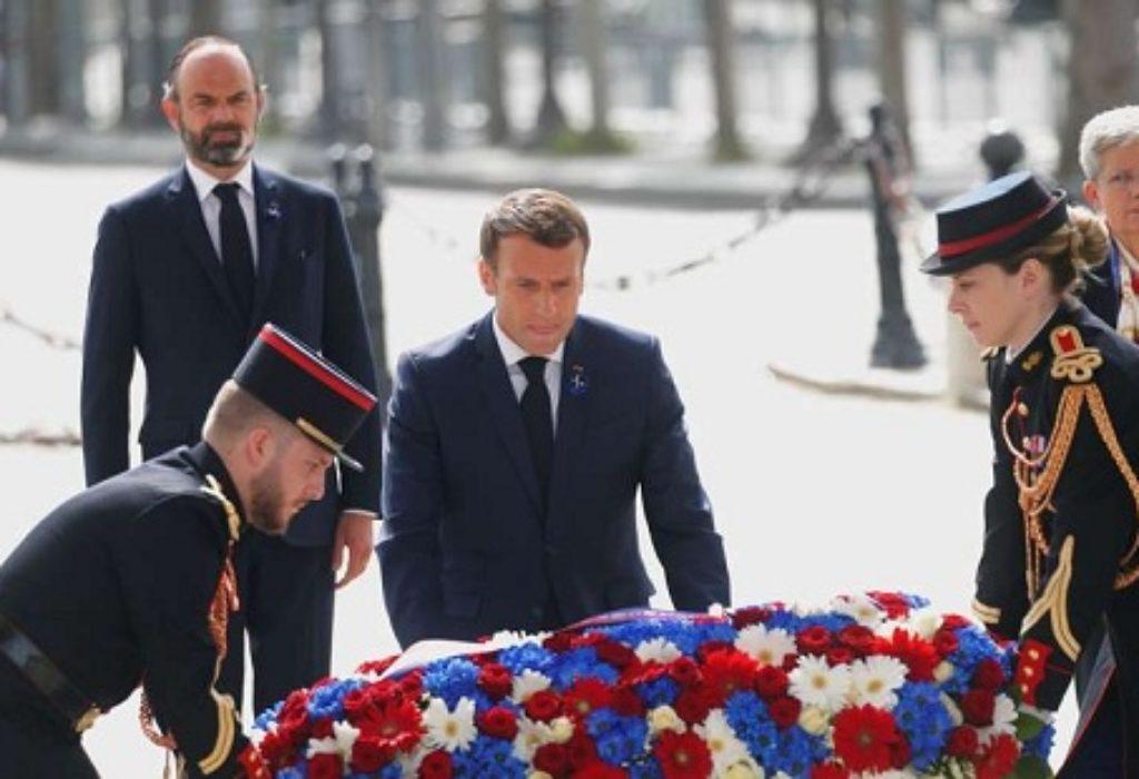 Pariz : Ceremonija bez srpskih predstavnika. «Naša» poslanica položila venac