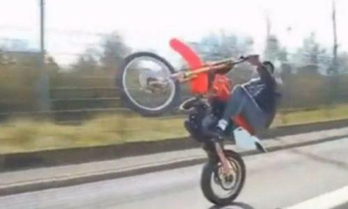 Francuska : TRAGEDIJA. Ubio starca izvodeći moto-rodeo, a onda sud doneo sramnu odluku
