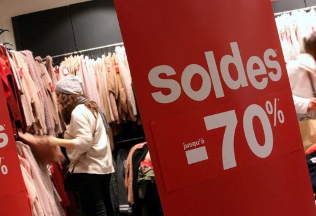 Francuska : Velika rasprodaja od 27.maja do 02.juna