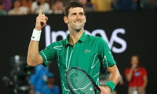 Sondage «Eurosport»: Djokovic est le meilleur joueur de tennis de tous les temps