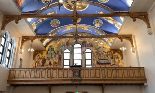 (VIDEO)PARIZ : Nastavak radova u našoj prelepoj crkvi Sveti Sava