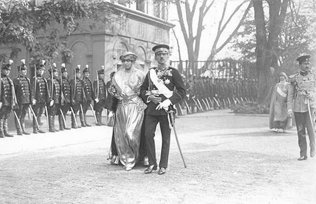 (VIDEO)À ce jour, il y a 98 ans, le mariage du roi Alexandre Ier Karadjordjevic et de la reine Maria