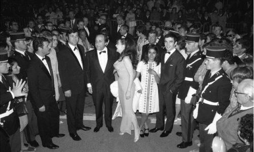 Une femme serbe qui a enchanté Cannes il y a 50 ans: le monde entier a soupiré en la regardant! (PHOTO)