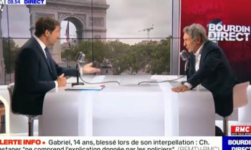 (VIDEO)Francuski ministar o srpskom dečaku teško povređenom posle privođenja