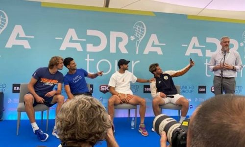 (VIDEO)Novak Djokovic a remercié Belgrade: Nous avons montré que l'amour du tennis vit et nous relie tous