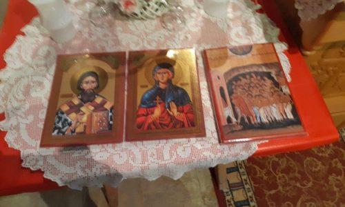 """(FOTO)Još jednom oduševili. """"Grobari Paris"""" prikupili pomoć za crkvu Svetog Ilije na KiM"""