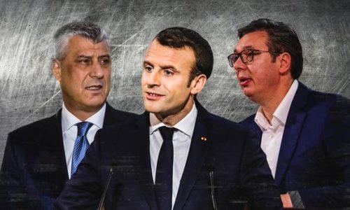 Emmanuel Macron organise le sommet Belgrade-Pristina à Paris le 17 juillet