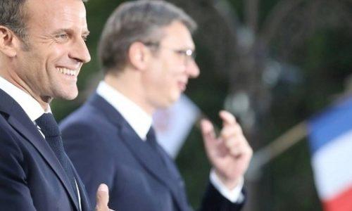Makron rešava pitanje Kosova 17.jula samitom u Parizu