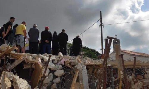 (VIDEO)La DESTRUCTION DU MONASTÈRE DE SAINT-BASILE près d'Ulcinj