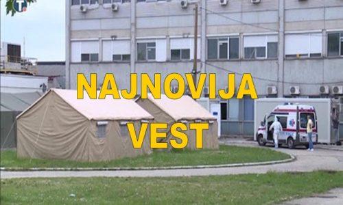 Sve kritičnije u Srbiji. U Kragujevcu proglašena vanredna situacija. Nova žarišta u Evropi