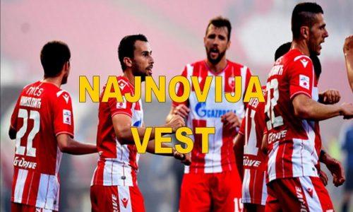 Srbija : Fudbaleri FK Crvena Zvezda pozitivni na koronu