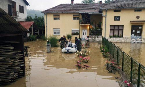 (VIDEO) Poplave u Srbiji. Užasne i tužne scene