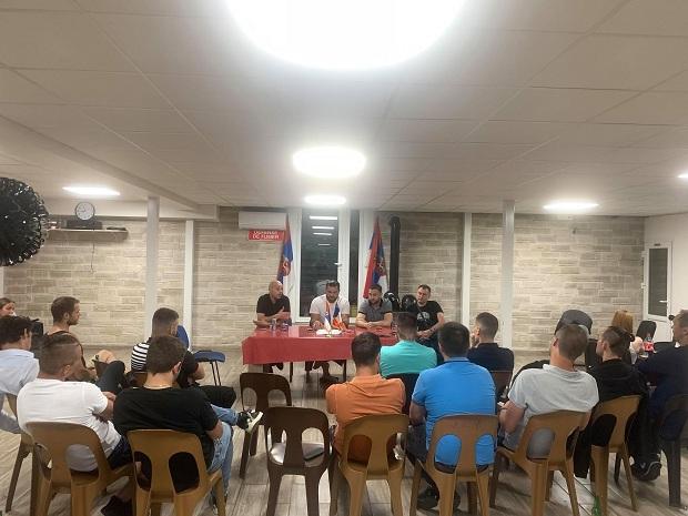"""(FOTO) Pariz : Istorijska odluka na sinoćnoj skupštini FK """"Srbija"""""""