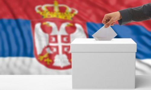 Srbija : Prvi rezultati izbora. Slaba izlaznost. Za sada tri stranke iznad cenzusa