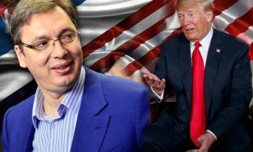 Preokret. U subotu sastanak Vučić – Tramp