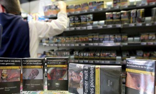 Francuska : Od sada možete uneti samo jedan boks cigareta u zemlju