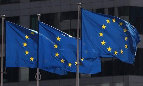 Frontières européennes : Serbie et Monténégro en rouge