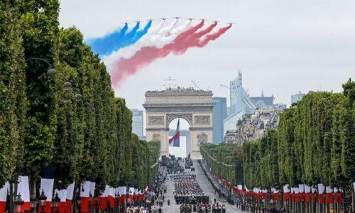 Francuska uskoro deseta svetska sila. 1992.godine bila je četvrta
