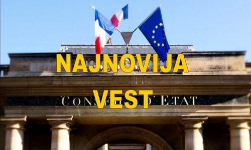 Francuska : Produžavaju se mere zabrane okupljanja