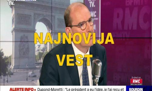 (VIDEO)Francuska : Premijer upozorava na drugi talas. Ove mere će se preduzeti