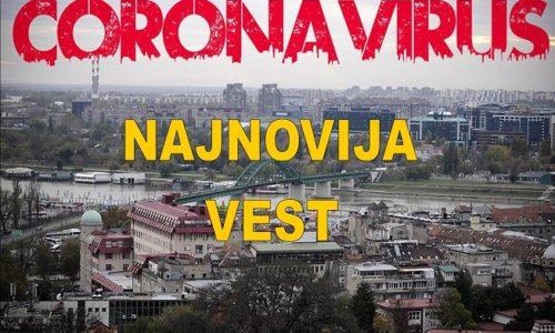 SRBIJA : VIRUS NE POSUSTAJE. 11 LJUDI PREMINULO U POSLEDNJA 24H
