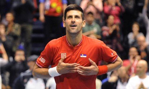 Novak Djokovic montre une fois de plus sa générosité : Des Millions pour Novi Pazar