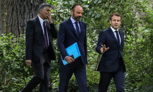 Potres u Francuskoj. Premijer podneo ostavku