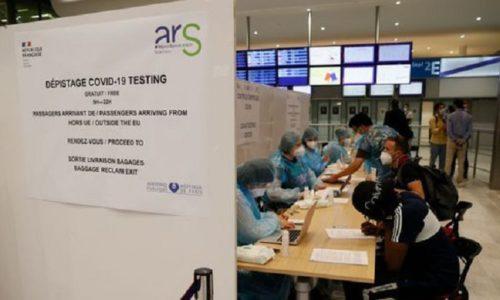 FRANCUSKA : Pripreme na aerodromima za testiranje putnika iz Srbije i još 15 zemalja