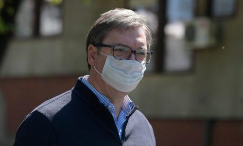 Serbie: Couvre-feu dès vendredi et vaccin obligatoire, annonce le président Vucic
