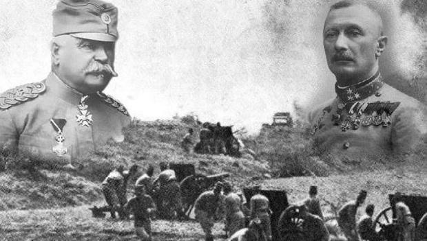 En ce jour, la Serbie a remporté une grande victoire, et c'était aussi la première victoire des alliés dans la Première Guerre mondiale.